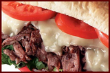 Famous Ledo Steak & Cheese