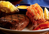 Steak And Rock Lobster Tail