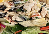 Chicken & Artichoke Salad Melt
