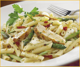 Penne With Oven-roasted Chicken