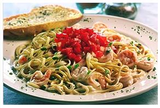 Calypso Shrimp Linguine