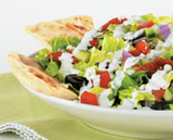 New Mediterranean Salad