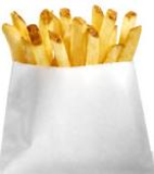 Natural Cut Fries-kids Portion