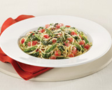 New Asparagus & Spinach Spaghettini