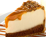 Caramel Fudge Pecan Cheesecake