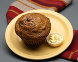 Carrot Raisin Nut Muffin