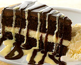 Chocolate Banana Royale Cake