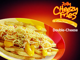 Jolly Cheezy Fries