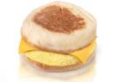Egg & Cheese On English Muffin