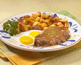 Pot Roast & Eggs
