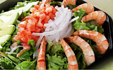 Black Tiger Shrimp Salad