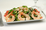 Chilled Shellfish Salad
