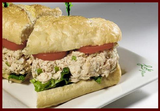 Old Fashioned Tuna Sub