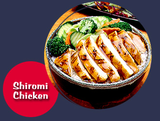 Shiromi Chicken