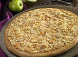Dutch Apple Treat Pizza