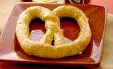 Garlic Pretzel