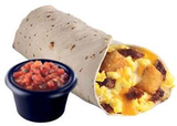 Steak & Egg Burrito