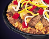 Southwest Steak Border Bowl