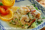 Thai Shrimp Or Squid Salad