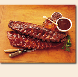 Honey Barbecue Baby Back Ribs