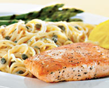 New Pan Sauteed Salmon
