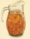 Fresh Brewed Ice Tea