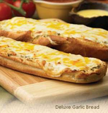 Deluxe Garlic Bread