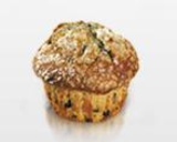 Reduced Fat Blueberry Muffin