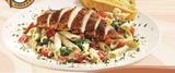 Blackened Chicken Penne Florentine