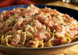 Crab Linguini Al