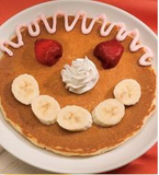 New! Create-a-face Pancake