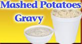 Mashed Potatoes Gravy
