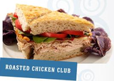 Roasted Chicken Club