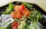 Spicy Sashimi Salad