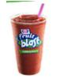 Strawberry Citrus Fruit Blast