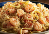 Shrimp Linguini Alfredo