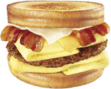 Monster Breakfast Sandwich™