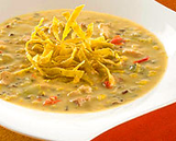 Adobe Chicken Chowder