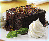 Smothered Chocolate Cake