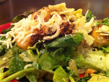 Fall Harvest Salad -special