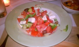 Greek Traditional Salad
