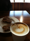 Cappuccino And Oatmeal Cookie