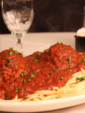 Leo & Sandy's Gourmet Spaghetti And Meatballs