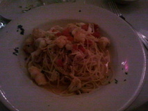 Linguine With Shrimp & Lump Crab
