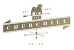 The Churchill logo